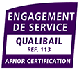 AFNOR certification - Engagement de service